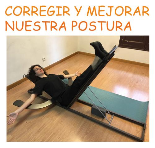 Corregir y mejorar la postura