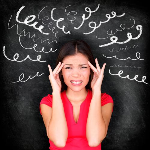 Cuando el dolor se hace físico hemos superado el estrés emocional